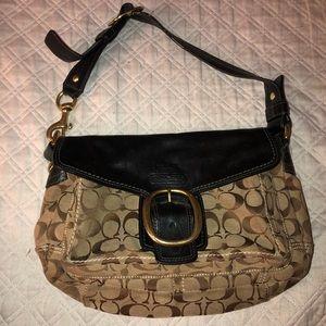 Essential Coach Shoulder Bag
